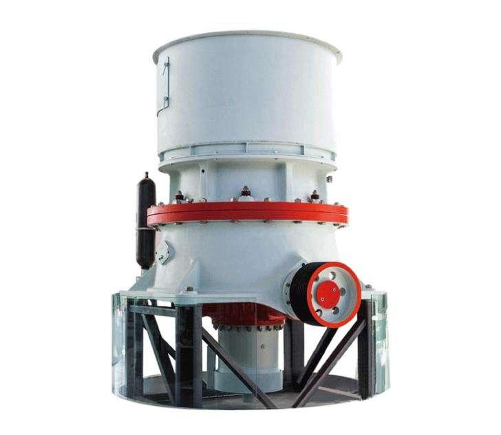 單缸液壓圓錐坡