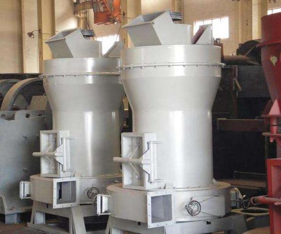 高压微粉磨粉机